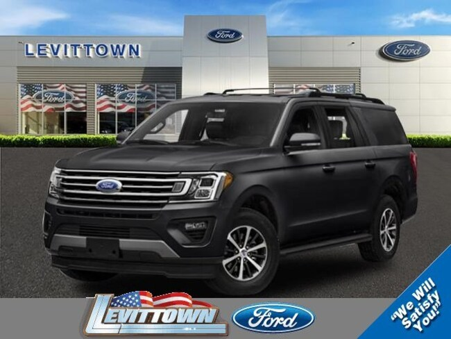 New 2019 Ford Expedition Max XLT SUV For Sale/Lease Levittown NY