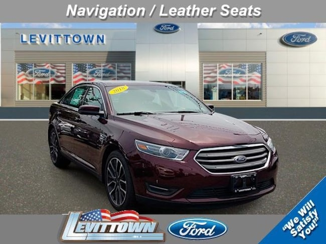 New 2018 Ford Taurus SEL SEL FWD For Sale/Lease Levittown NY