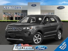 2019 Ford Explorer Sport MANAGER DEMO SUV