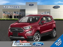 New 2019 Ford EcoSport SE SUV MAJ6S3GL4KC287615 in Long Island