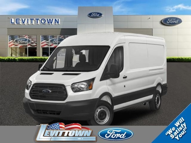 New 2019 Ford Transit-250 Van Medium Roof Cargo Van For Sale/Lease Levittown NY
