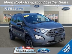 Used 2018 Ford EcoSport SES SES 4WD MAJ6P1CL0JC209939 Levittown NY