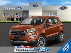 New 2019 Ford EcoSport SE SUV MAJ6S3GL1KC292299 in Long Island