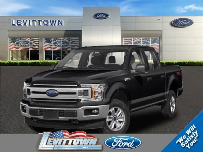 New 2019 Ford F-150 XLT Truck SuperCrew Cab For Sale/Lease Levittown NY