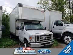 New 2018 Ford E-450 Cutaway 15 BOX TRUCK Truck 1FDXE4FS0JDC36783 in Long Island