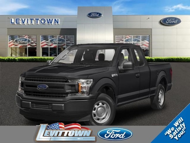 New 2018 Ford F-150 XLT Truck SuperCab Styleside Levittown NY