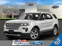 New 2019 Ford Explorer XLT SUV for sale in Levittown, NY