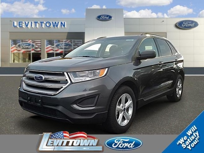 Certified 2018 Ford Edge SE SE AWD Levittown NY