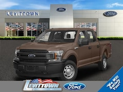 2018 Ford F-150 Lariat Truck SuperCrew Cab for sale in Levittown, NY