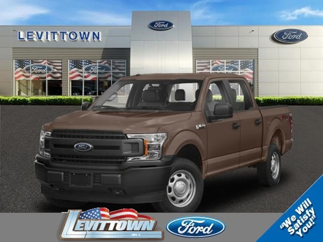 New 2018 Ford F-150 Truck SuperCrew Cab For Sale/Lease Levittown NY