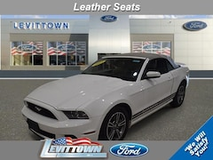Used 2013 Ford Mustang V6 Convertible 1ZVBP8EM8D5213881 Levittown NY