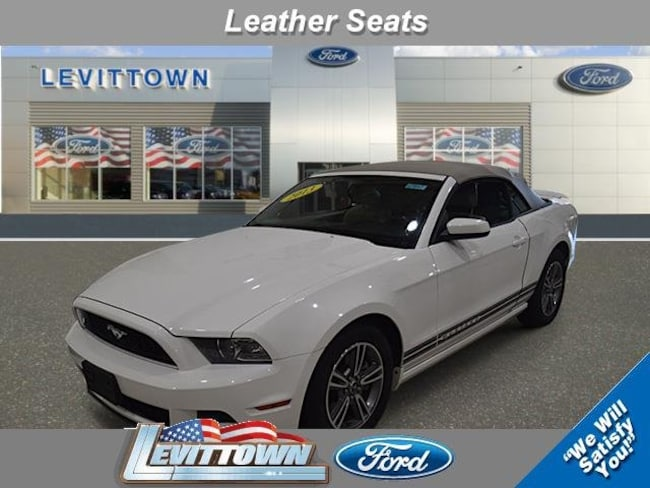 Used 2013 Ford Mustang V6 Convertible Levittown, NY