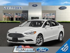 New 2018 Ford Fusion SE Sedan for sale in Levittown, NY