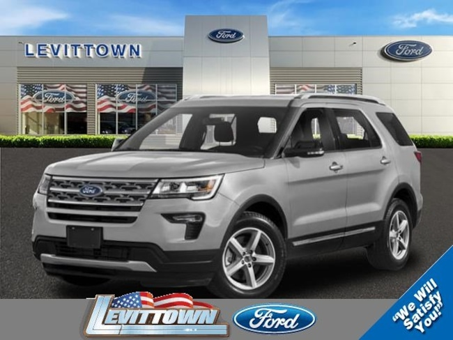 New 2019 Ford Explorer XLT SUV Levittown NY