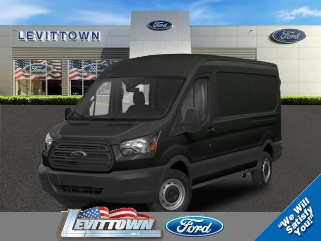 New 2019 Ford Transit-250 Base w/Sliding Pass-Side Cargo Door Van Medium Roof Cargo Van Levittown NY