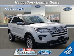 2019 Ford Explorer XLT MANAGER DEMO SUV