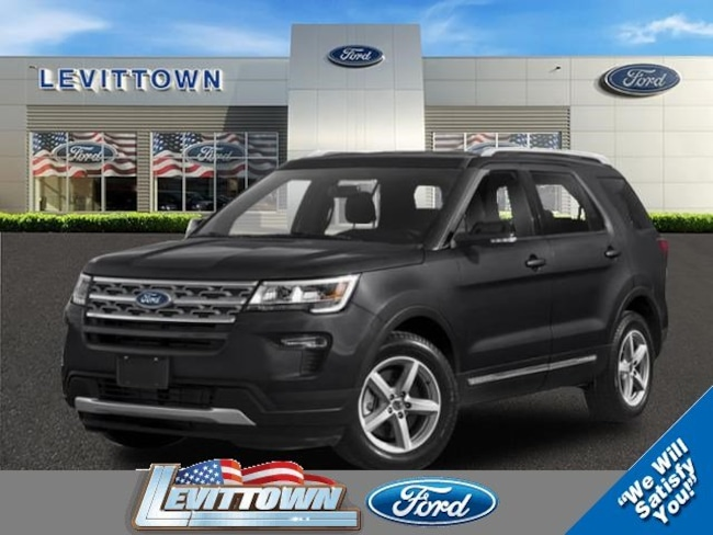 New 2019 Ford Explorer SUV For Sale/Lease Levittown NY