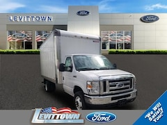 New 2018 Ford E-450 Cutaway 14 BOX TRUCK Truck 1FDXE4FS6JDC11077 in Long Island