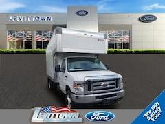 New 2018 Ford E-350 Cutaway 14 BOX TRUCK Truck 1FDWE3F60JDC38249 in Long Island