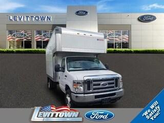 2018 Ford E-350 Cutaway 14 BOX TRUCK Truck