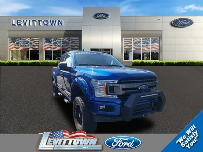 New 2018 Ford F-150 XLT Rocky Ridge K2 Truck SuperCrew Cab For Sale/Lease Levittown NY