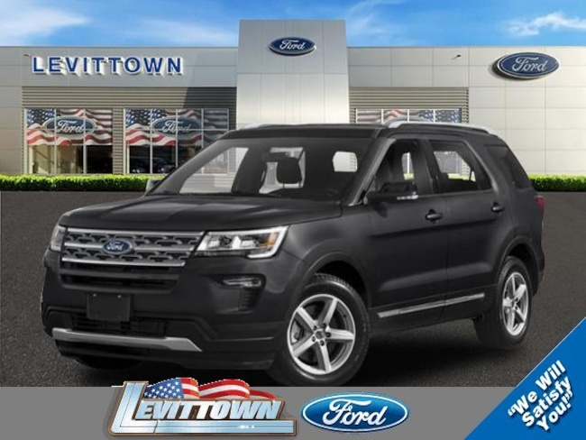 New 2019 Ford Explorer XLT SUV For Sale/Lease Levittown NY
