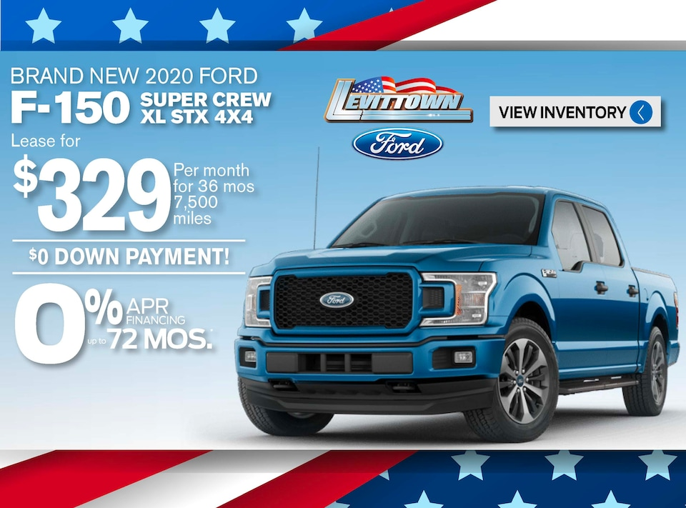 Ford F150 Deals May 2020