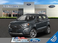 New 2019 Ford EcoSport SE SUV MAJ6S3GL6KC274624 in Long Island
