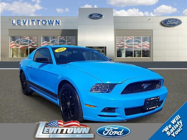Used 2014 Ford Mustang V6 Coupe Levittown, NY