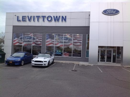 levittown ford supercenter coupon