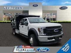 2019 Ford F-550 Chassis XL Truck Crew Cab 1FD0W5HYXKEE60239