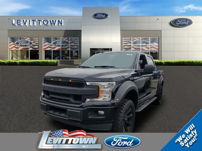 New 2018 Ford F-150 XLT Roush Truck SuperCrew Cab For Sale/Lease Levittown NY