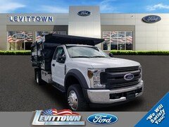 2018 Ford F-550 Chassis Truck Regular Cab 1FDUF5GY4JDA03837
