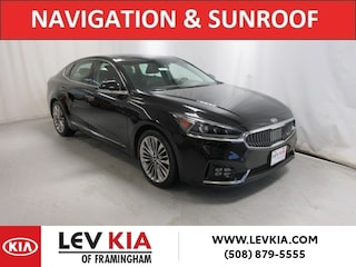 Used vehicles 2017 Kia Cadenza Limited Sedan for sale near you in Framingham, MA
