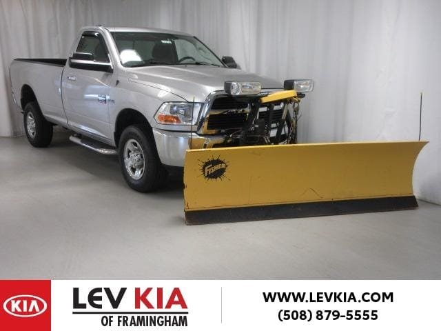 Featured Pre-Owned 2012 Ram 2500 4x4 Regular Cab SLT Truck Regular Cab for sale near you in Framingham, MA