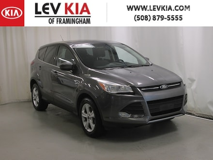 Featured Pre-Owned 2014 Ford Escape 4WD SE SUV for sale near you in Framingham, MA