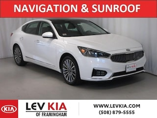 Used 2017 Kia Cadenza Technology Sedan for sale near you in Framingham, MA