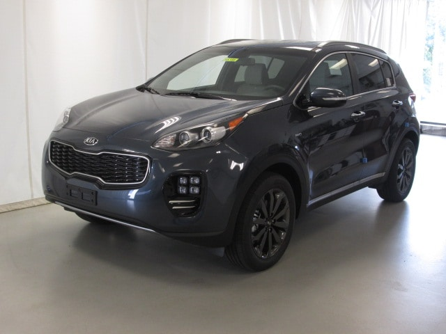 Featured New 2019 Kia Sportage EX SUV for sale near you in Framingham, MA