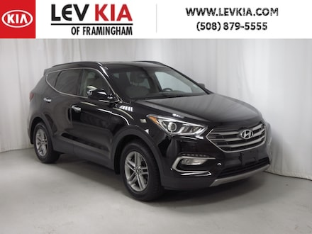 Featured Pre-Owned 2017 Hyundai Santa Fe Sport AWD Sport SUV for sale near you in Framingham, MA