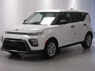 New 2020 Kia Soul LX Hatchback for sale near you in Framingham, MA