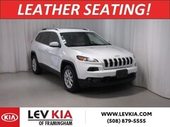 Used 2015 Jeep Cherokee for sale in Framingham