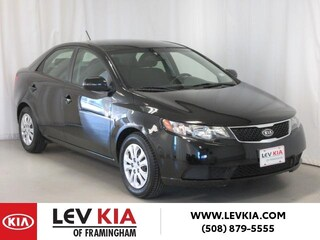 Bargain Used 2013 Kia Forte EX Sedan for sale near you in Framingham, MA