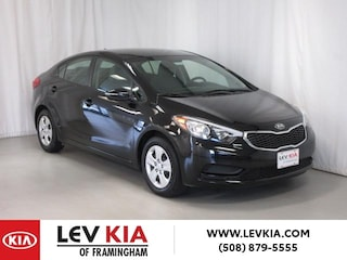 Bargain Used 2015 Kia Forte LX Sedan for sale near you in Framingham, MA
