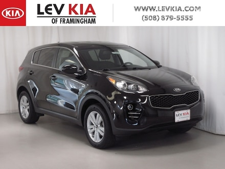Featured Pre-Owned 2017 Kia Sportage AWD LX SUV for sale near you in Framingham, MA