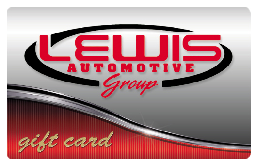 gift cards available lewis automotive group of dodge city garden city and hays ks. Black Bedroom Furniture Sets. Home Design Ideas