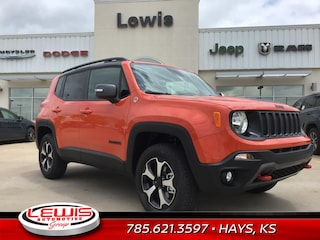 New 2019 Jeep Renegade TRAILHAWK 4X4 Sport Utility