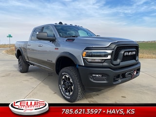 New 2020 Ram 2500 POWER WAGON CREW CAB 4X4 6'4 BOX Crew Cab for sale in Dodge City, KS