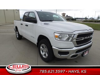 New 2019 Ram 1500 TRADESMAN QUAD CAB 4X4 6'4 BOX Quad Cab