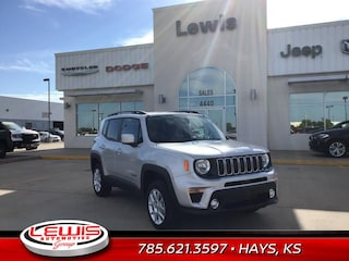 New 2019 Jeep Renegade LATITUDE 4X4 Sport Utility