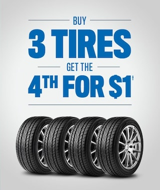Exclusive Tire Offer